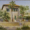 A house in the German Colony- Haifa